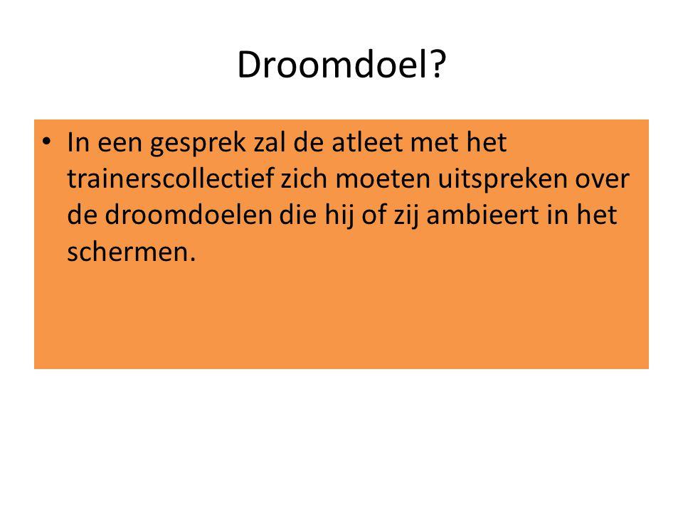 Droomdoel.