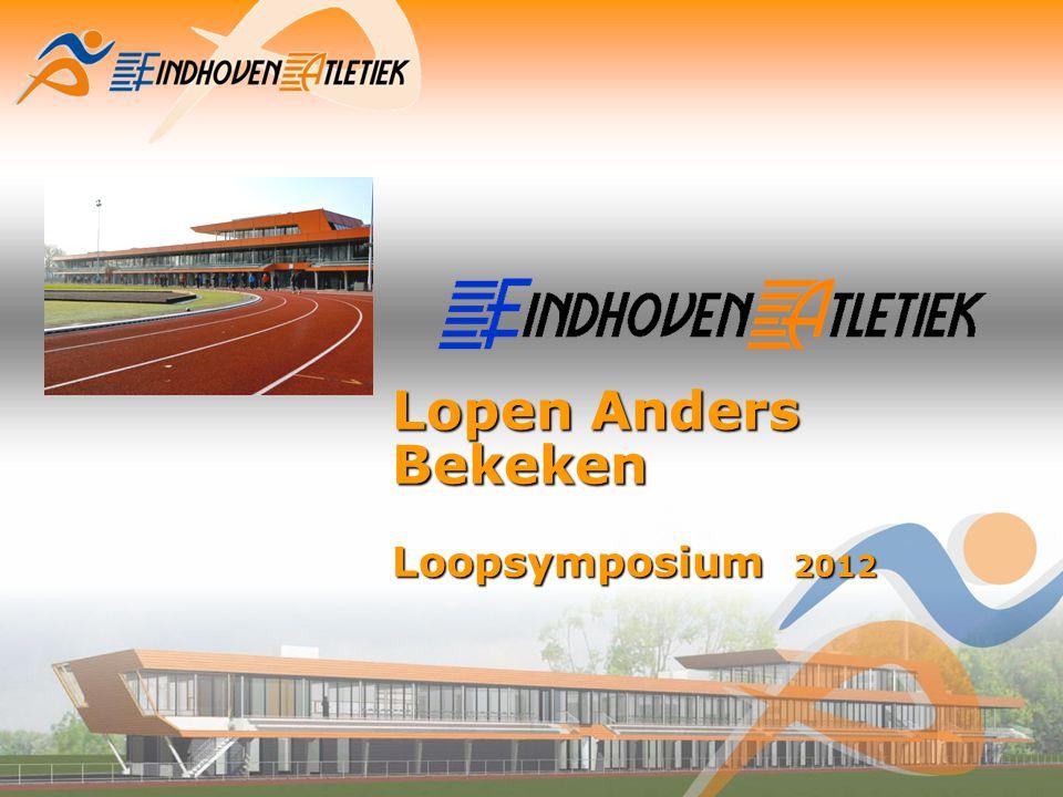 Loop Symposium 2012 Eindhoven Atletiek In het lichaam –Vetweefsel (adipose tissue) –Intra musculair triglyceride (IMTG) –Vrije vetzuren (FFA) Gedachte: hogere vetoxidatie zorgt voor sparing van spierglycogeen –trainingsopties nuchter trainen vetrijk dieet train low – compete high