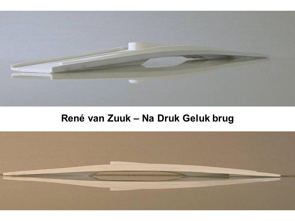 René van Zuuk – Na Druk Geluk brug
