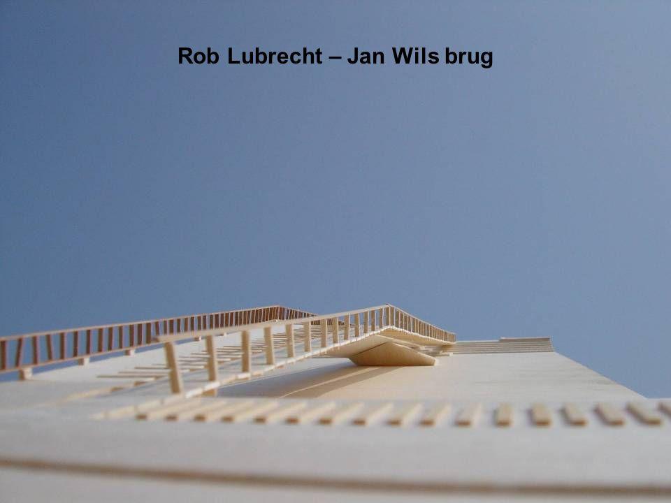 Rob Lubrecht – Jan Wils brug