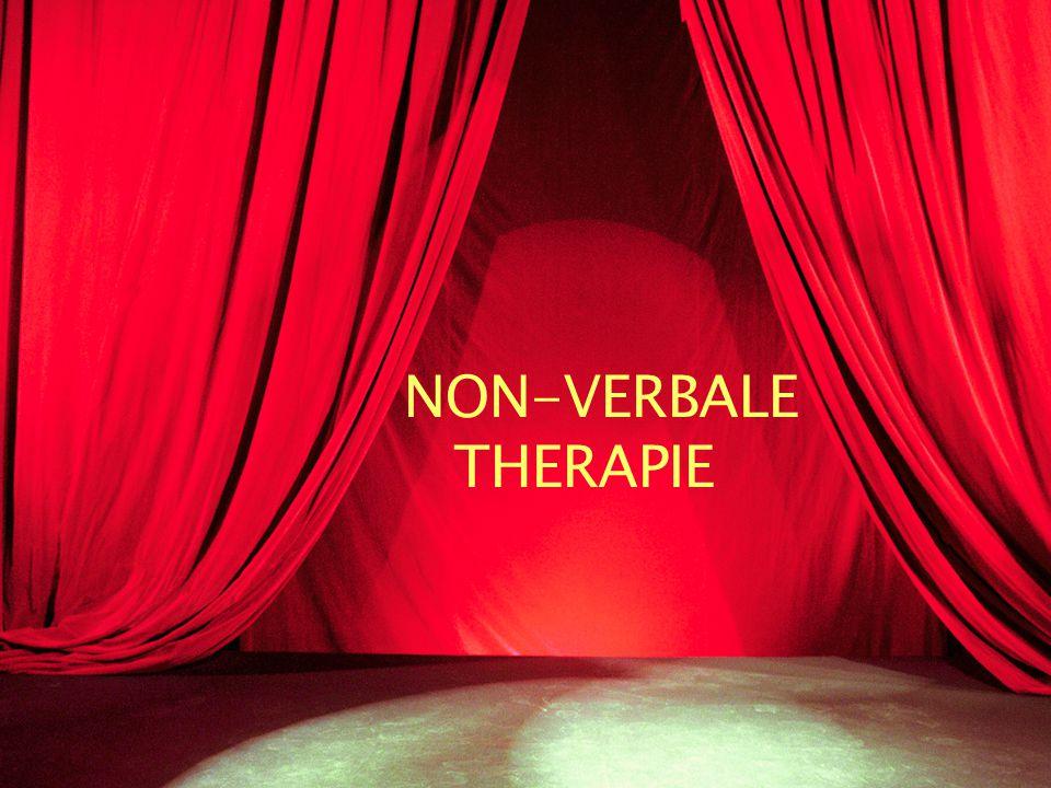 NON-VERBALE THERAPIE