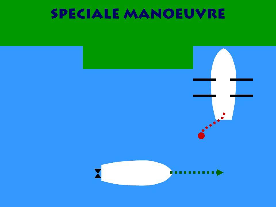 CWO Roeiboot III40 Speciale manoeuvre