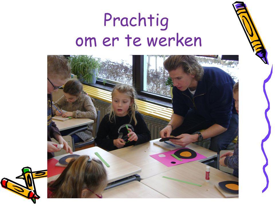 Zorg voor alle kinderen Leerlingvolgsysteem De interne begeleider biedt overzicht en stimulans.
