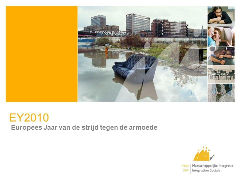 EY2010 Europees Jaar van de strijd tegen de armoede