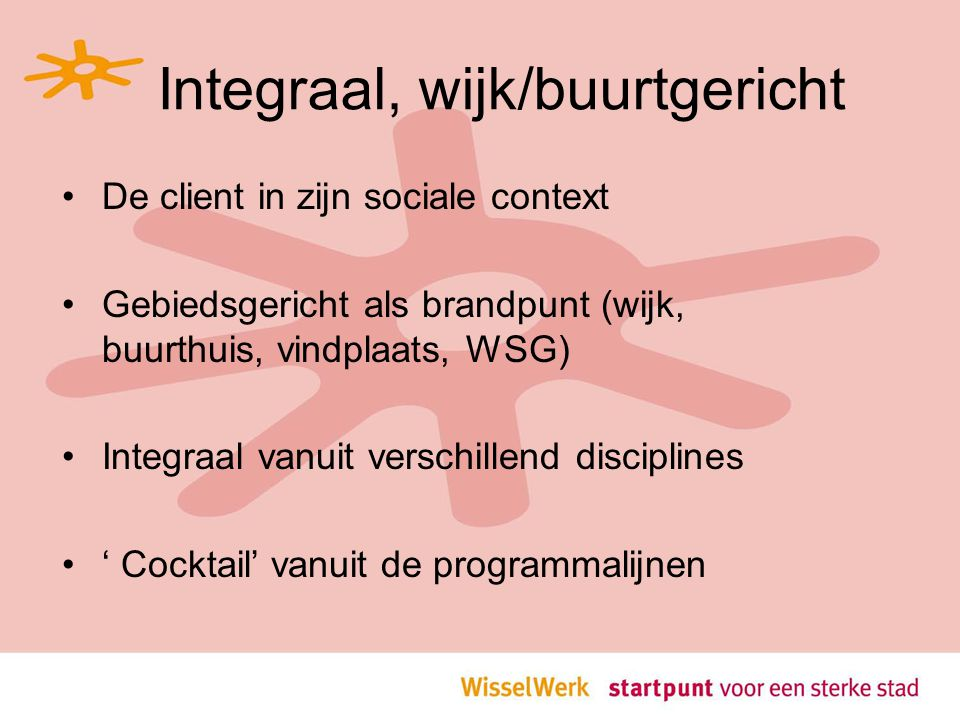 Accenten leefbaarheid Sociale herovering Vogelplein, Landenbuurt, Gentiaan en Sprenkelaar Buurtregie (sr.