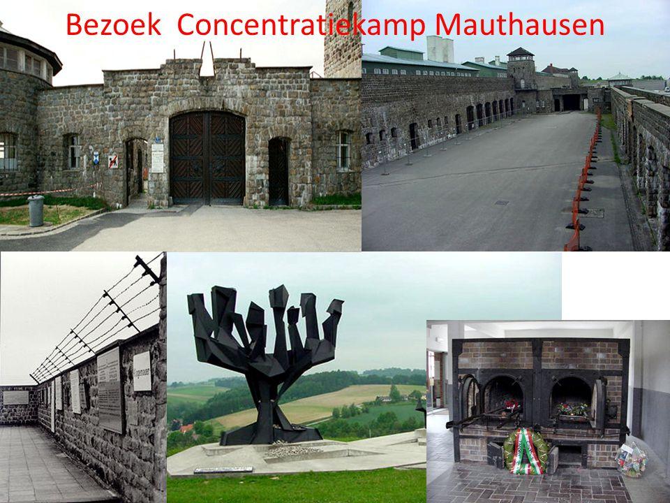 Bezoek Concentratiekamp Mauthausen