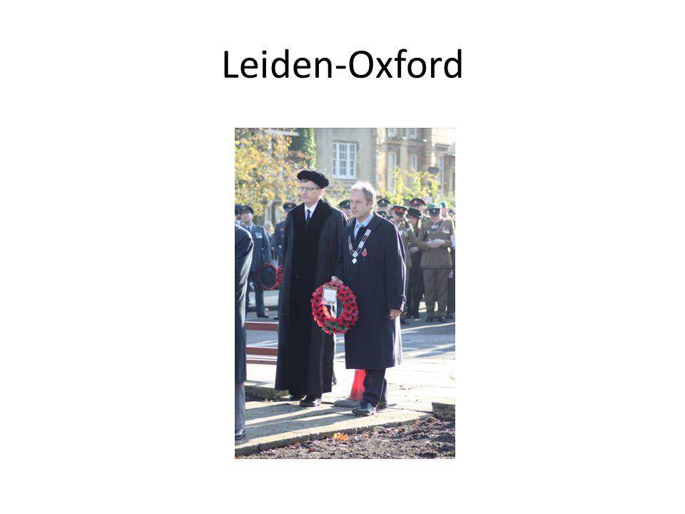 Leiden-Oxford