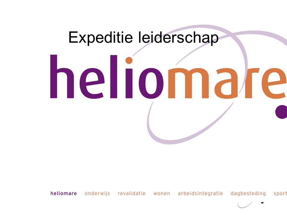 Expeditie leiderschap