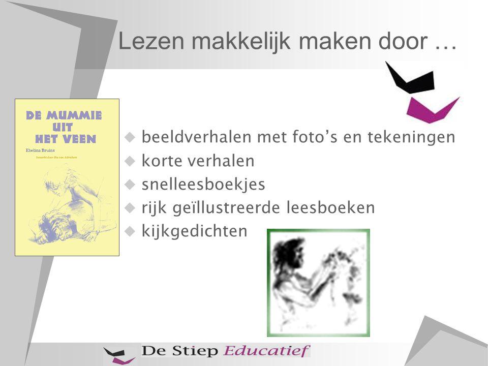 zeven verhalen op een cd-rom inclusief handleiding om zelf verhalen te schrijven praktijkgerichte opdrachten