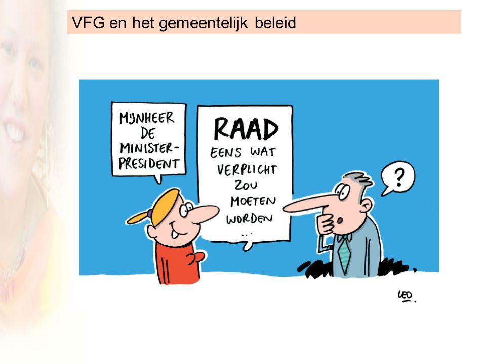 VFG en het gemeentelijk beleid