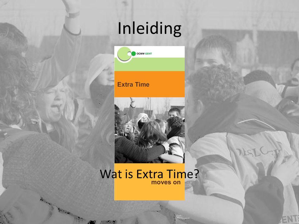 Sport in extra time Sportactiviteiten vs Sportgerelateerde activiteiten