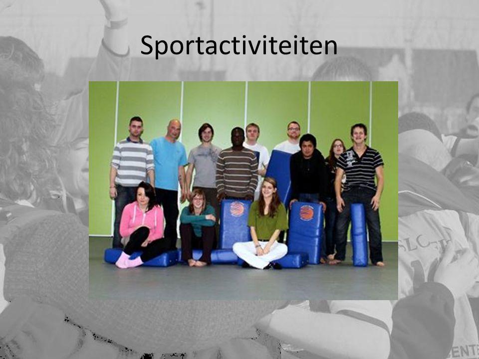 Sportgerelateerde activiteiten