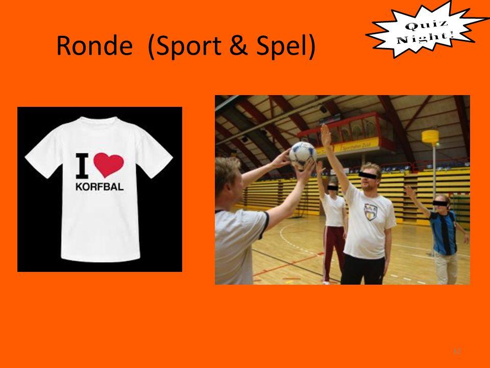 Ronde (Sport & Spel) 32
