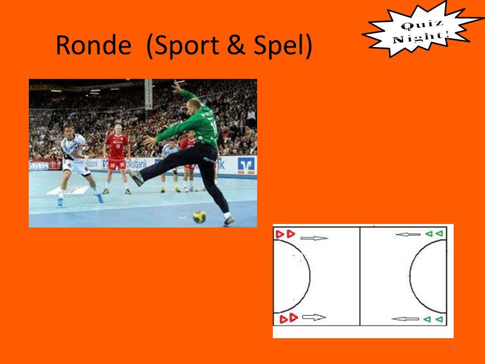 Ronde (Sport & Spel) 8