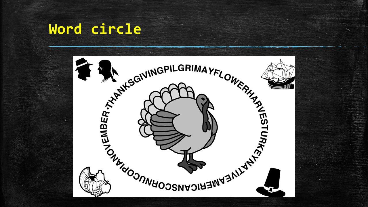 Word circle