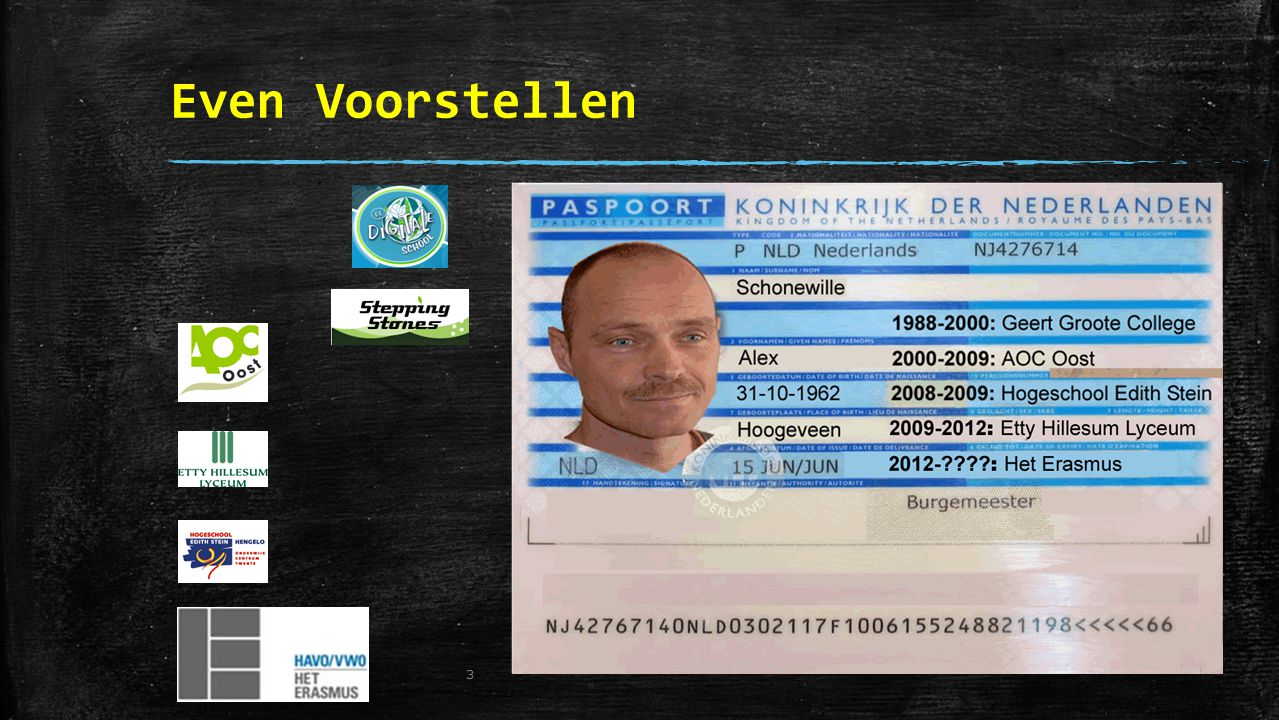 Even Voorstellen 3