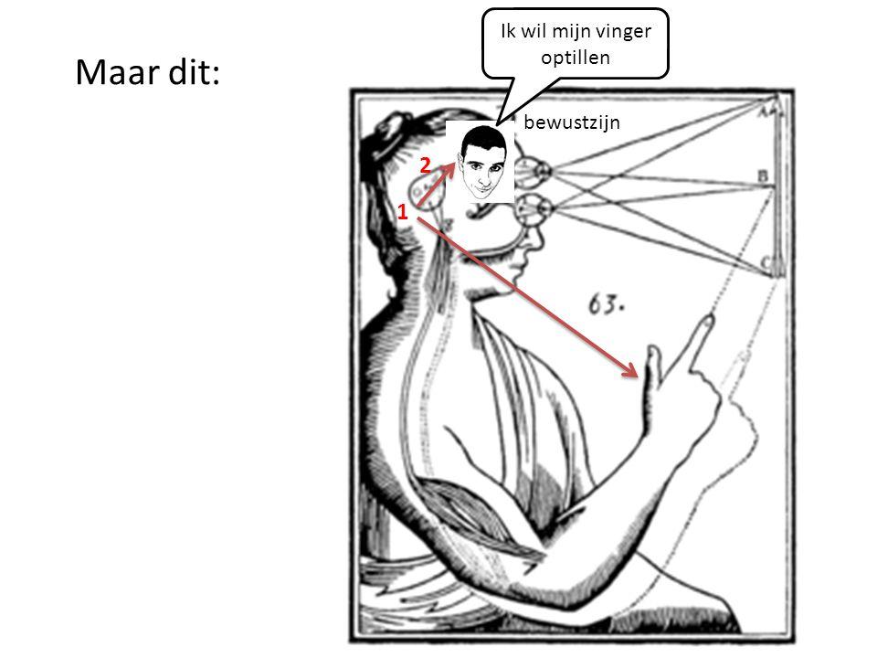 Kritiek op het experiment en de conclusies van Libet 1.Libet: het bewustzijn kan de beweging veto'en 2.Het bereidheidspotentiaal is geen beslissing maar een neiging (zit dit al niet in 1..