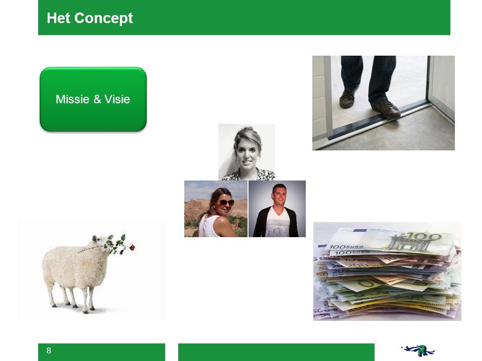 Het Concept 8 Missie & Visie