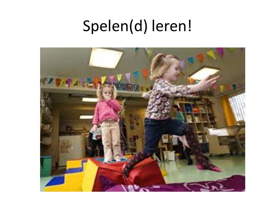 Spelen(d) leren!