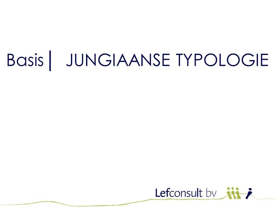 JTI Kwalificatietraining Basis│ JUNGIAANSE TYPOLOGIE