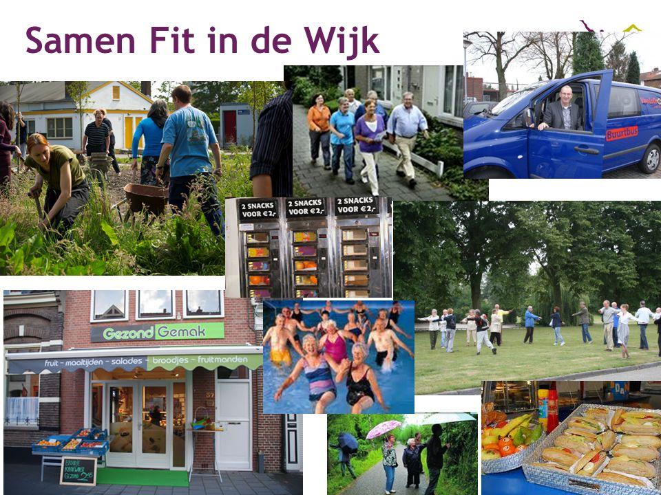Wijk gericht werken aan preventie: toegang Advies RVZ: Zorg voor je Gezondheid.