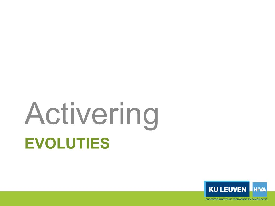 EVOLUTIES Activering