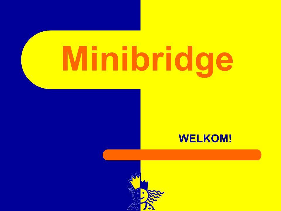 WELKOM! Minibridge 1