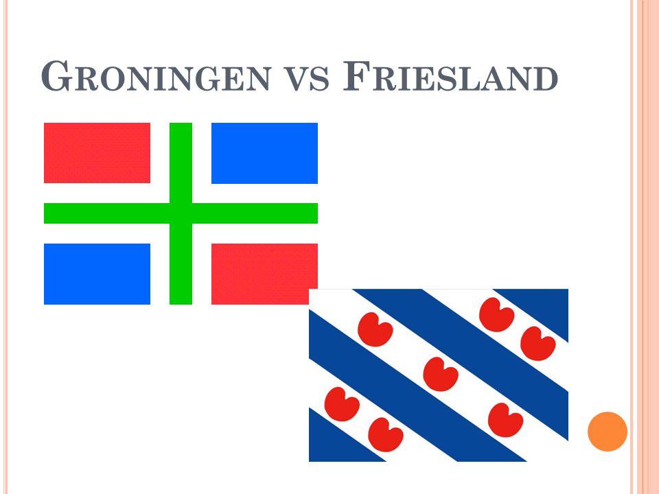 G RONINGEN VS F RIESLAND