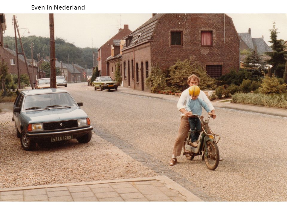 Even in Nederland