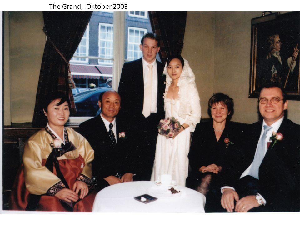 The Grand, Oktober 2003