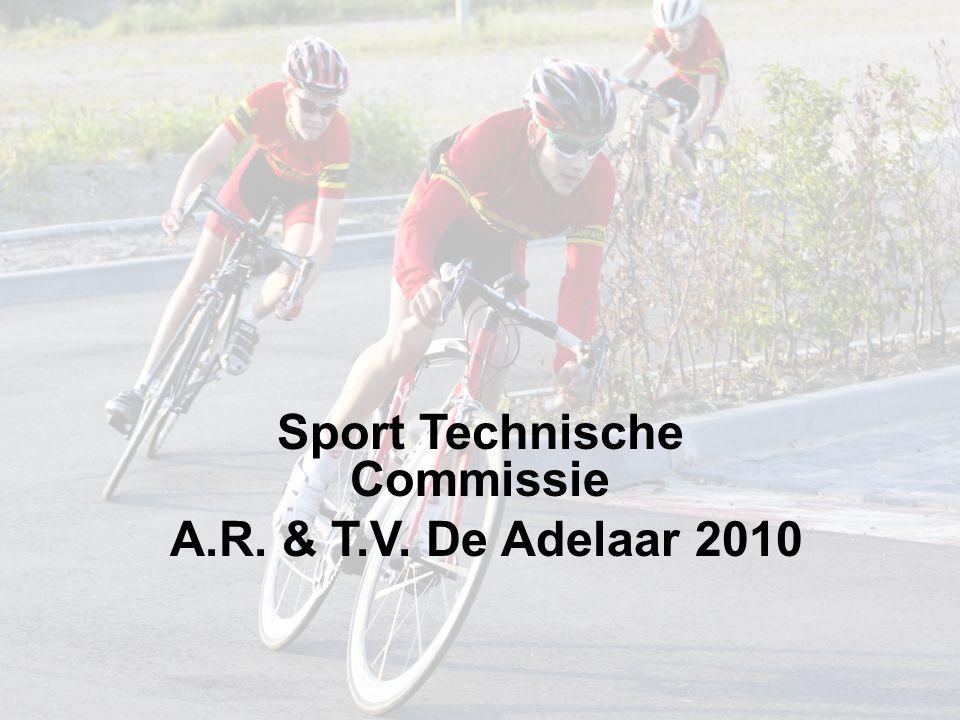 Sport Technische Commissie A.R. & T.V. De Adelaar 2010