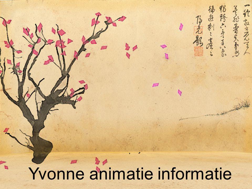 Yvonne animatie informatie