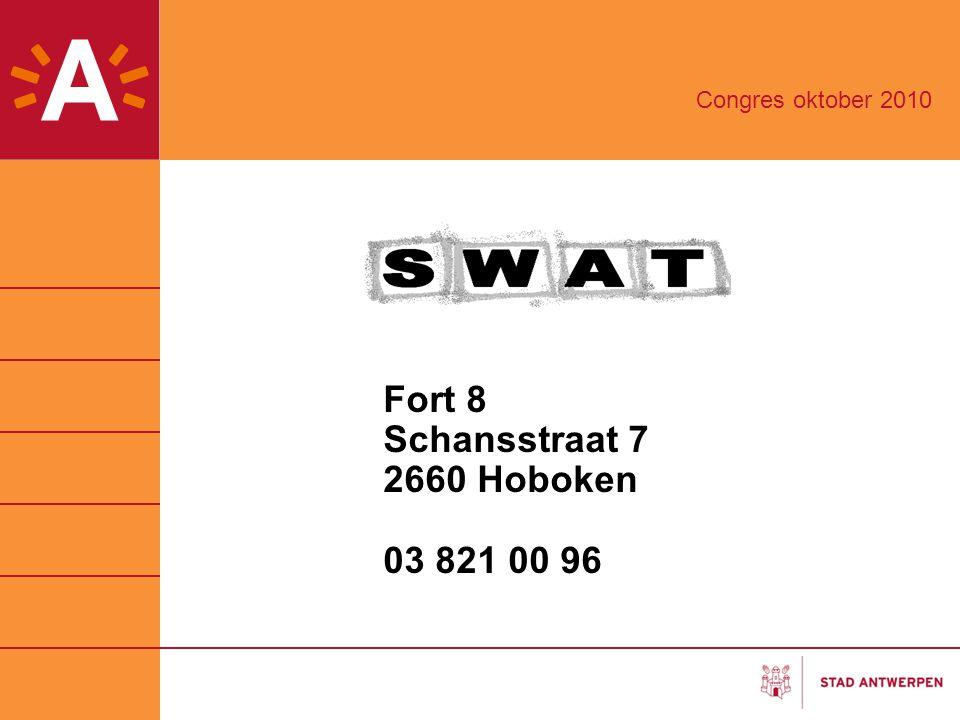 Fort 8 Schansstraat 7 2660 Hoboken 03 821 00 96