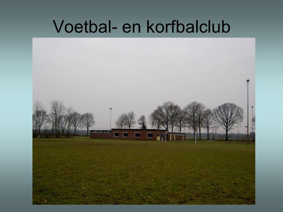 Voetbal- en korfbalclub