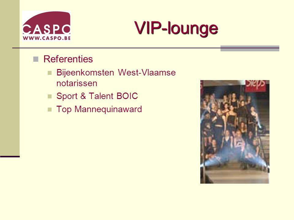 VIP-lounge Referenties Hairacademie Kon.