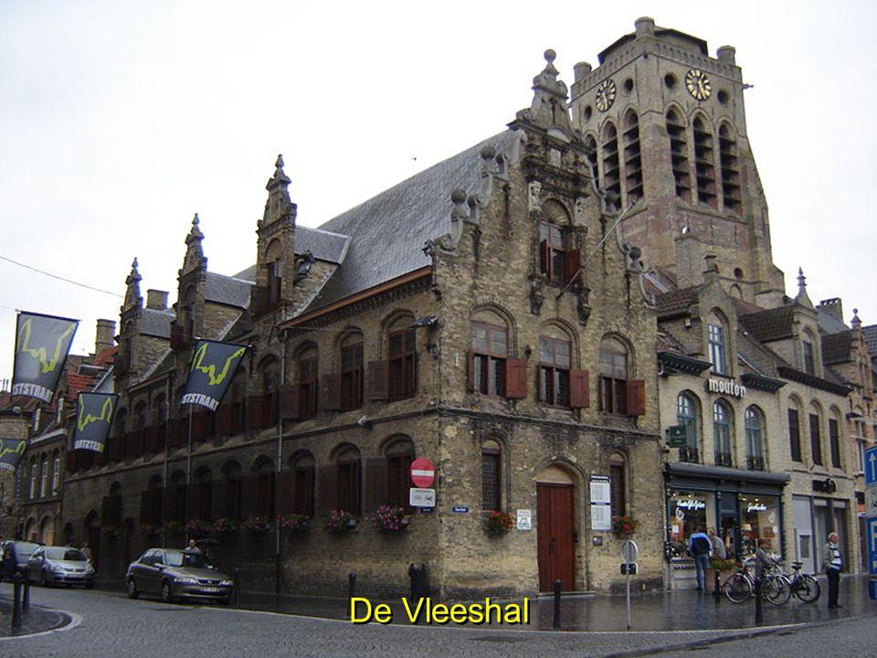 VEURNE Een pittoresk middeleeuws stadje