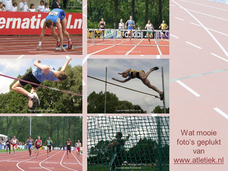 Wat mooie foto's geplukt van www.atletiek.nl