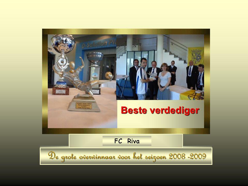 KSK Post Bekerwinnaar seizoen 2008 -2009