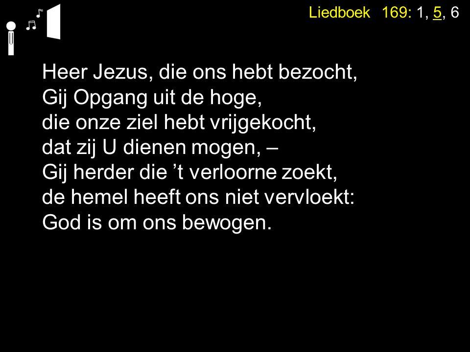 Tekst: Lucas 4: 5 – 8 Zingen: Gezang 41 4.
