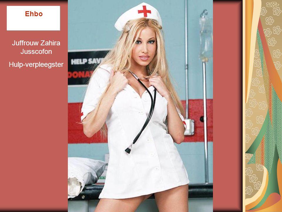 Zij heeft de taak om de leerlingen en het personeel medisch te begeleiden