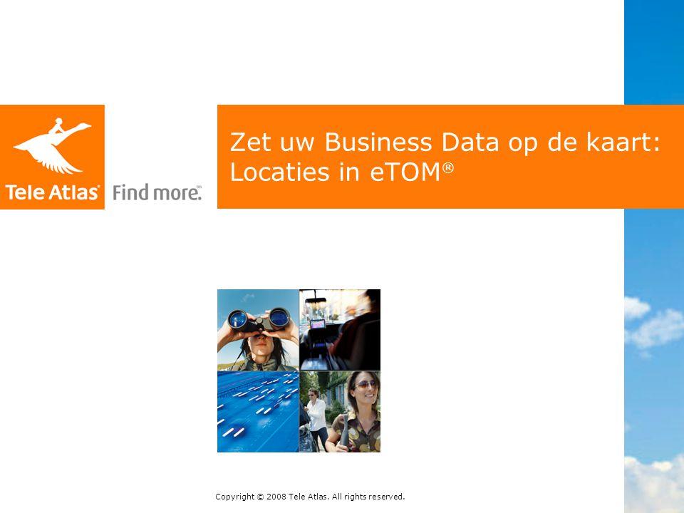 42 Besluit  SID heeft een goed model dat als basis kan dienen voor het canonieke model tussen  Business data  Locaties