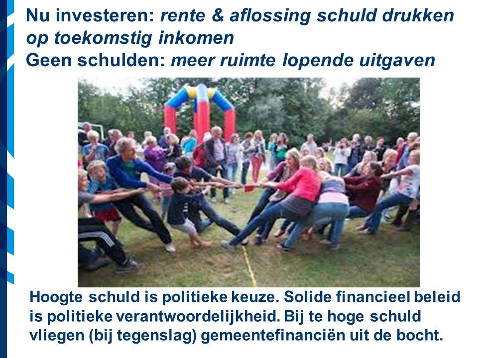 Vereniging van Nederlandse Gemeenten Zeer gezond houdbaarheidspad voor de gemeentefinanciën