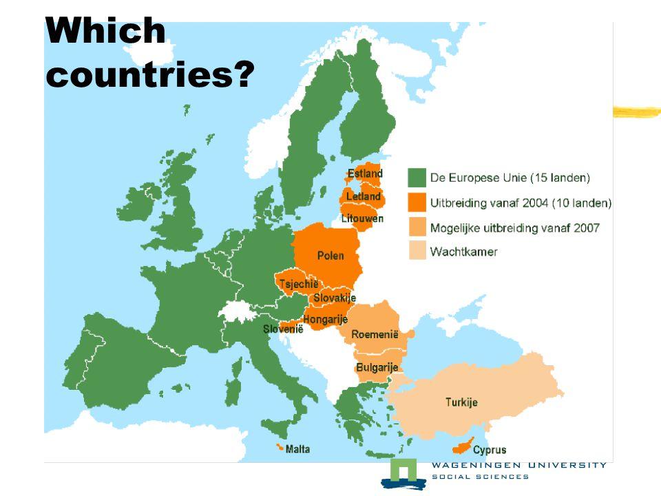 Benefit and costs EU D NL D NL +ND EU S NL P NL P WM = P EU Exp EU C NL C EU EU budget fractie B NL NL EXP