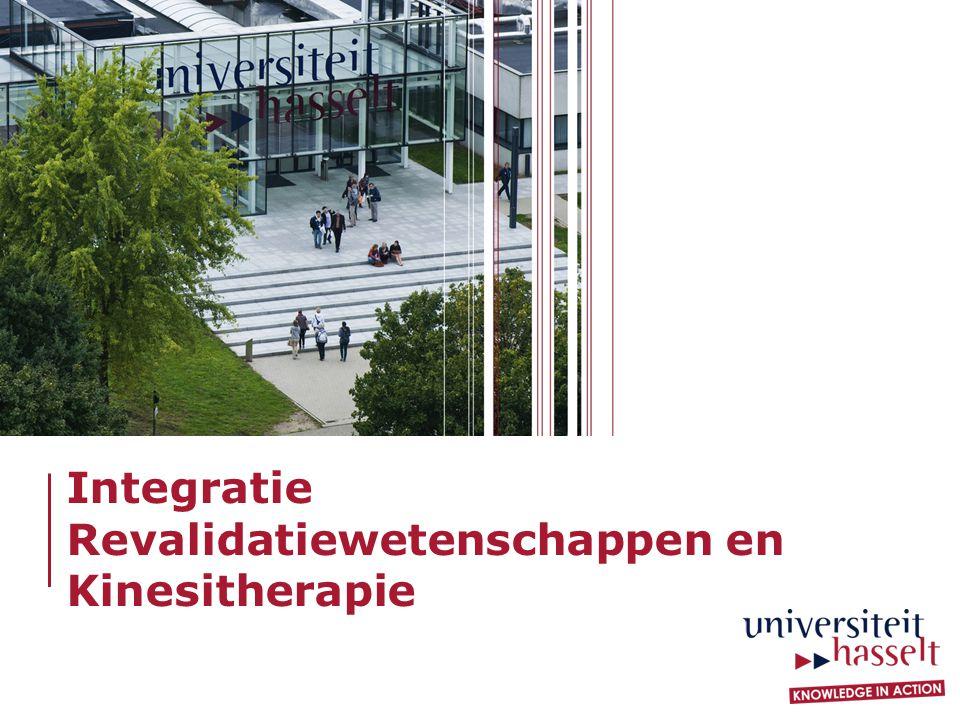 Rector UHasselt, Prof. dr. Luc De Schepper