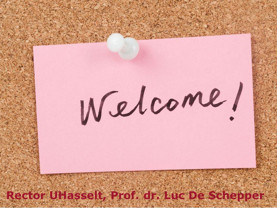 Samenwerking met ziekenhuizen Strategische samenwerking met ZOL (Genk) en Jessa (Hasselt) – Belangrijke focus op onderwijs: professoren, kliniekmonitoren, stages, … – Sterke uitbouw medisch-wetenschappelijk onderzoek