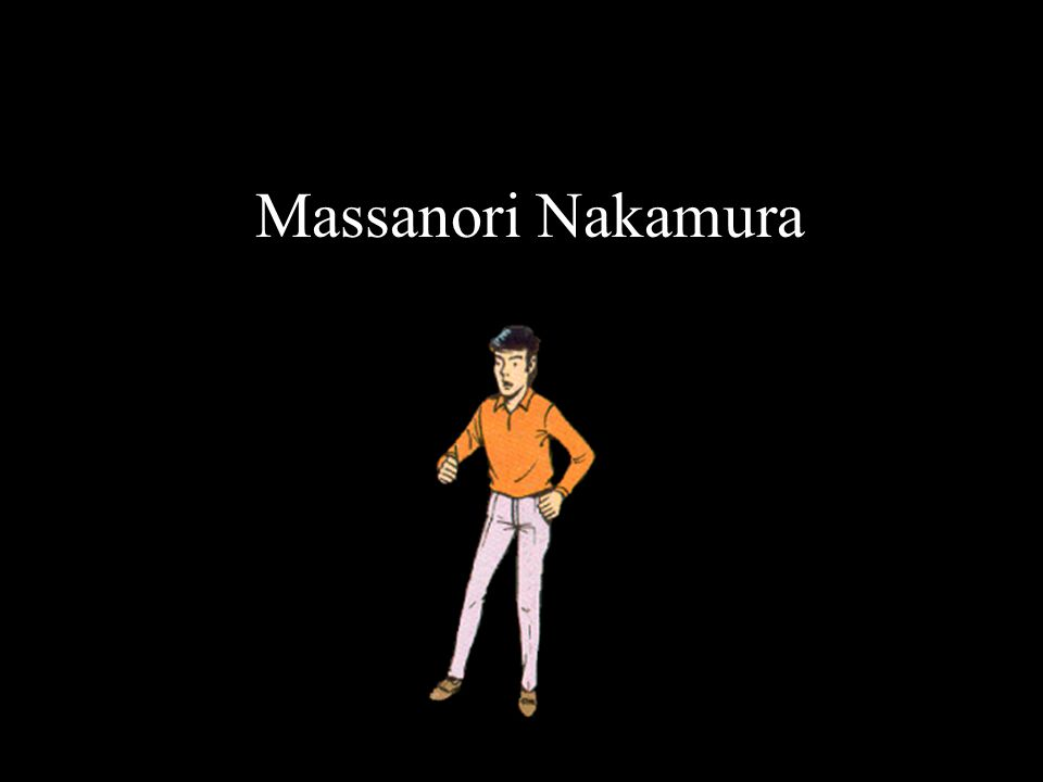 Massanori Nakamura