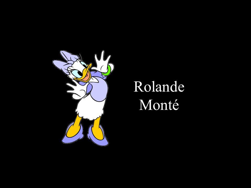 Rolande Monté