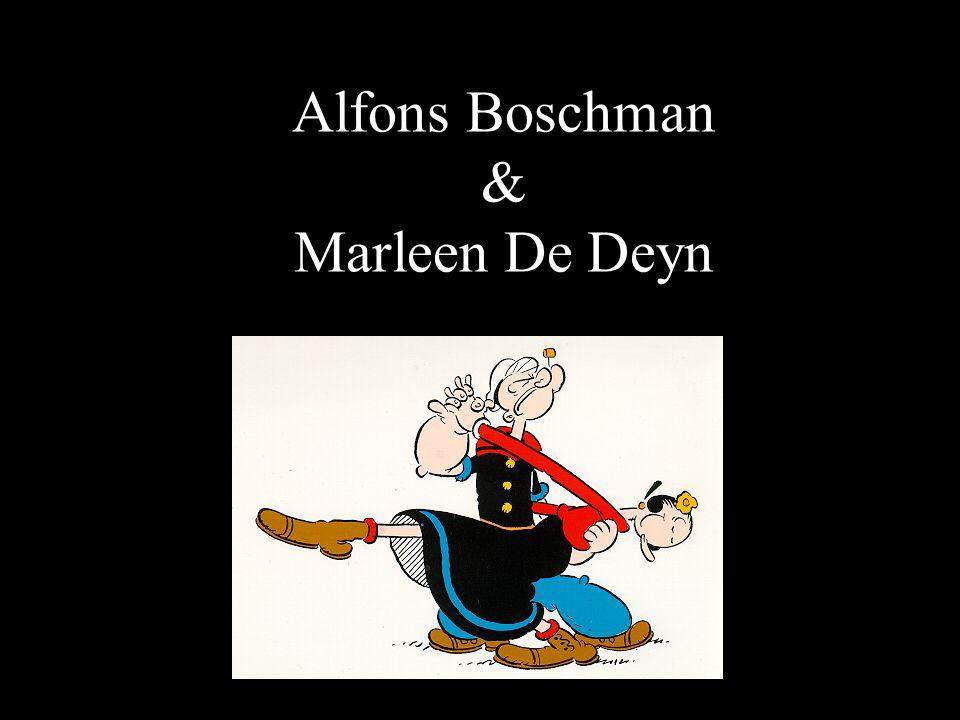 Alfons Boschman & Marleen De Deyn