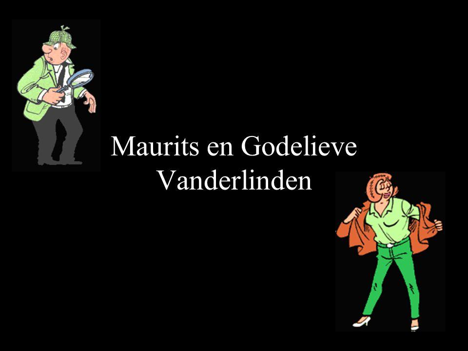 Maurits en Godelieve Vanderlinden
