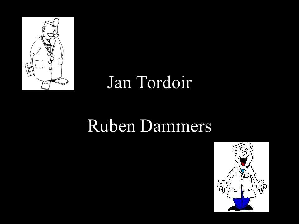 Jan Tordoir Ruben Dammers